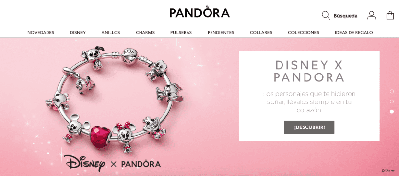 Magento Pandora