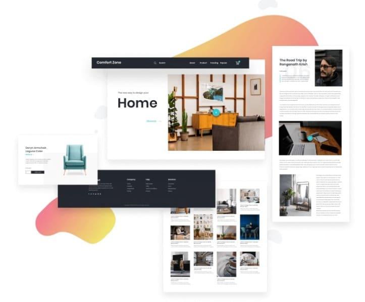 elementor website