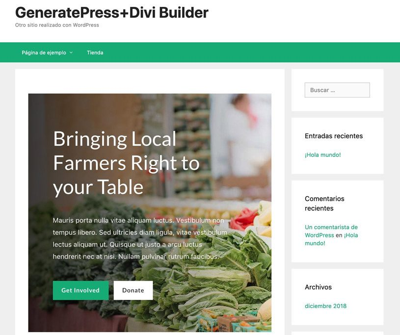 Divi-Builder-GeneratePress