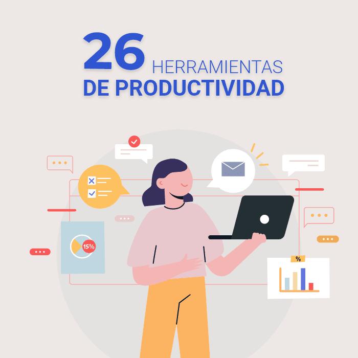 herramientas de productividad y eficacia