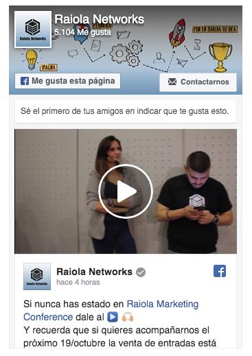 raiola marketing conference rmc networks