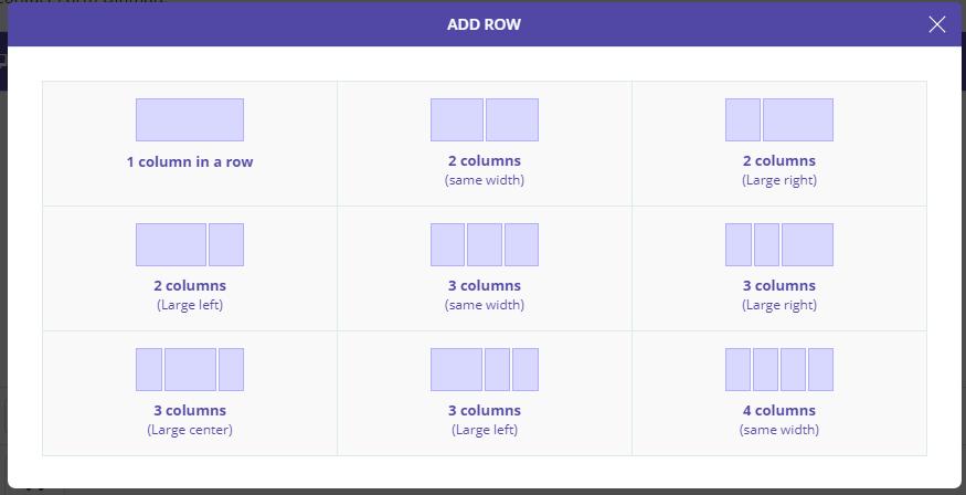 Añadir columnas en Contact Form Ultimate
