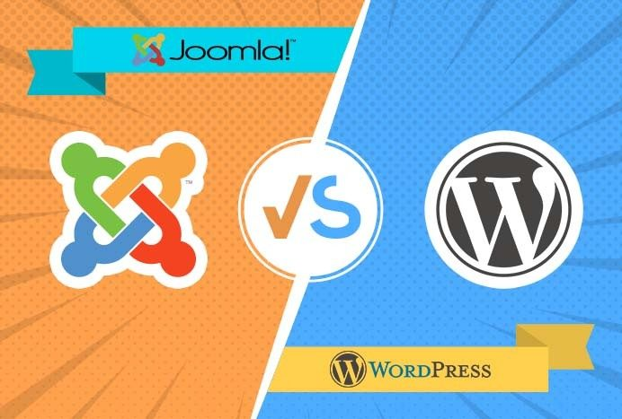 Joomla vs WordPress : Los 2 CMS mas utilizados