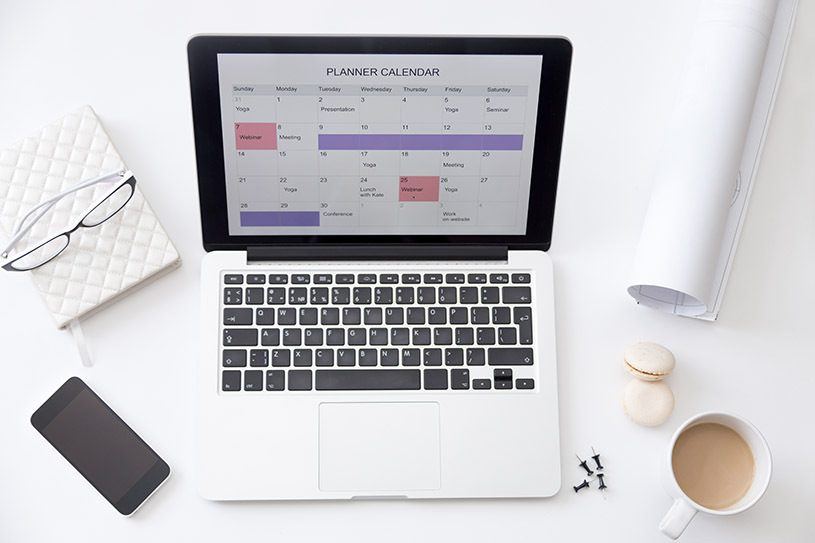 calendario agenda reservas wordpress