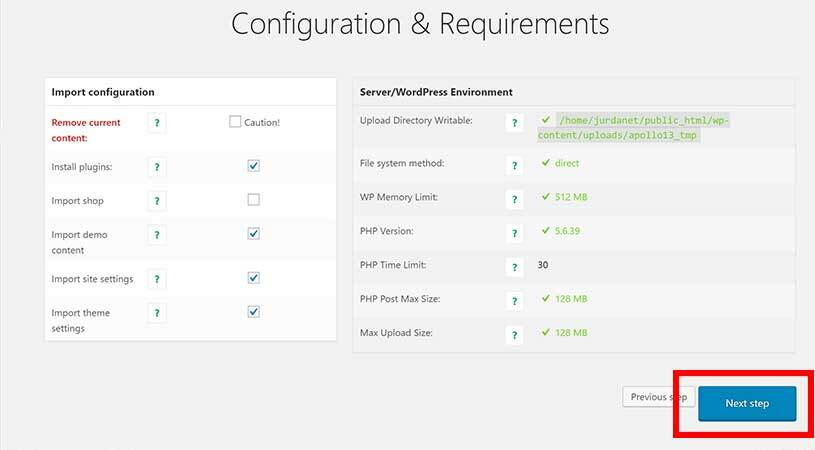 configuracion-y-requerimientos-de-tema-portfolio-wordpress