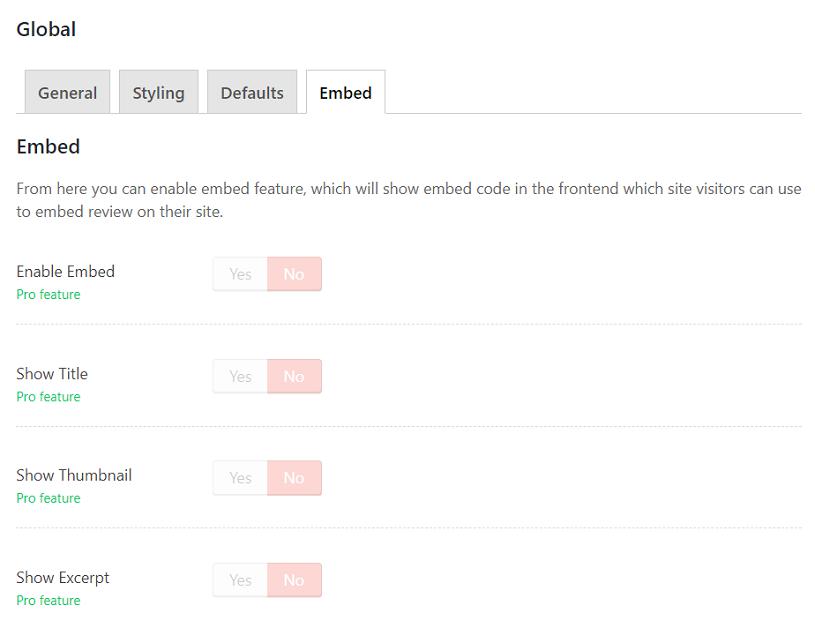 configurar wp reviews plugin testimonios wordpress 2