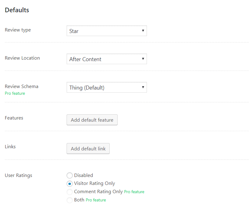 configurar wp reviews plugin testimonios wordpress