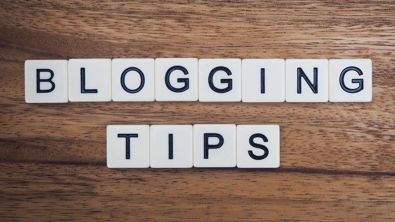 Consejos sobre blogging