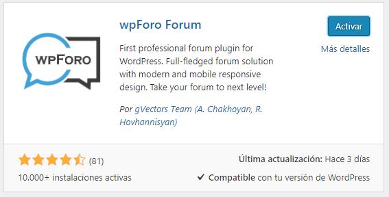 Crea un foro con WordPress utilizando uno de estos 3 increíbles plugins