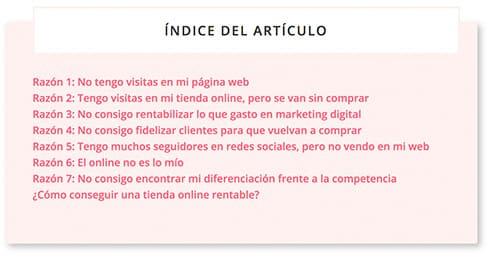 indice ejemplo