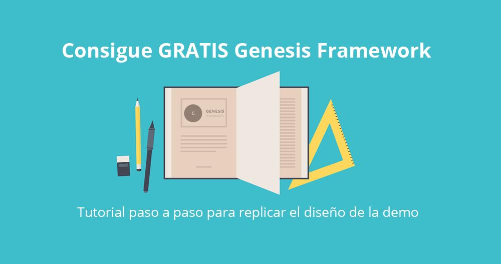 Cómo clonar gratis Genesis Framework