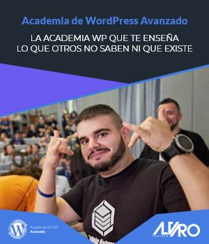 Banner de la Membresia WordPress Avanzado