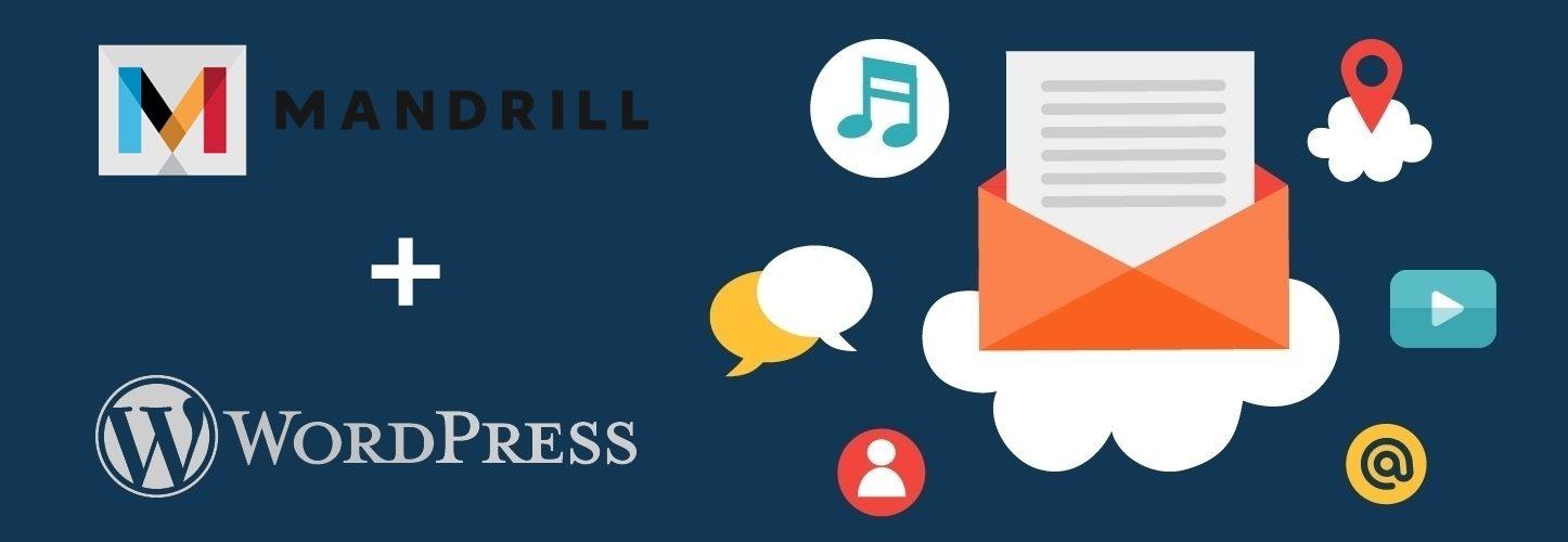 mandrill wordpress
