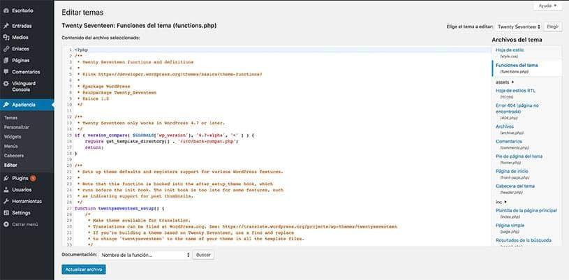 pagina-mantenimiento-functions