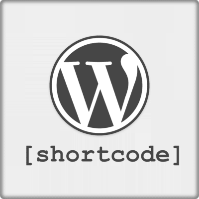Shortcode en WordPress